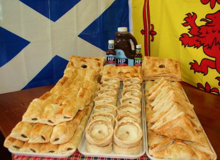 Cameron's Scottish Food
